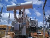 Agbaou Gold Mine 25MVA 90KV ONAF Transformer