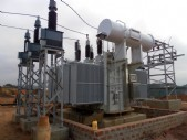 1x66kV 15MVA OLTC Power transformer