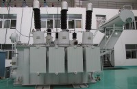 90kV Step-down Three-phase Power Transformer