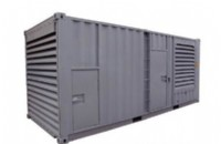 Containerize Generator Set