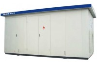 HV Prefabricated Transformer Substation
