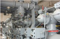 230kV-500kV High Voltage Gas Insulated Switchgear (GIS)